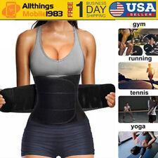 Waist Trainer Weight Loss Slimmer Body Back Support Workout Shaper Belt Girdle