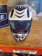 POLARIS Snowmobile Helmet BLACK/WHITE/GRAY  M
