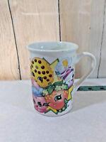 Shopkins Hot Cocoa Tea Coffee Cup Mug Clean Dishwasher Safe