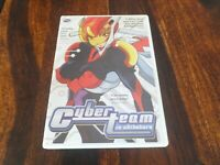 """Cyber Team in Akihabara - Vol. 4: """"Cyber Rebirth"""" - Anime DVD, EUC, Region 1"""