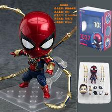 Nendoroid 1037 Avengers Infinity War Iron Spider-Man Cute Mini Figure New In Box