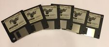 "Pirates Gold MicroProse IBM PC Game No Box Vtg 3.5"" Floppy Disks 1993 Diskette"
