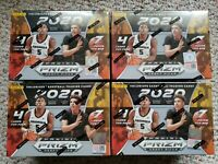2020-2021 Panini Prizm NBA Draft Picks Basketball BLASTER BOX NEW - Lot of 4