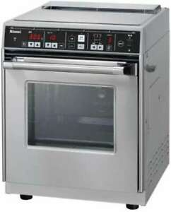 Commercial Gas High Speed Oven Convex (Propane Gas) RCK-10AS-LP - Rinnai Japan