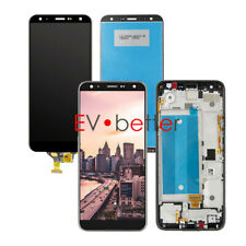 """CA For 5.7"""" LG K40 2019 LM-X420MM Metro T-Mobile LCD Touch Screen Assembly±Frame"""
