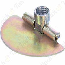 "DROP SCRAPER 4""/100mm Drain Gutter UNBLOCK Mud Cleaner Universal Rod Attachment"
