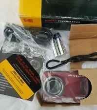 KODAK PIXPRO FZ43 Compact Digital Camera 16MP 4X Zoom HD 720P Red