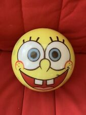 2002 Spongebob Squarepants Brunswick Bowling Ball 12lb 4oz Undrilled