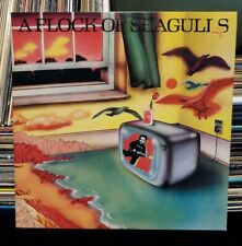 A Flock Of Seagulls Self Titled 1982 Press Vinyl Lp I Ran Space Age Love Song Nm