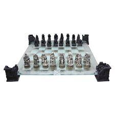 VAMPIRO e Licantropo Set di scacchi 43cm larghezza Gotico Twilight Nemesis Now