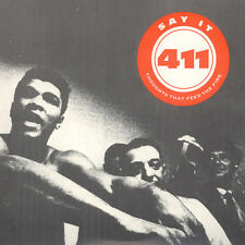 "411 - Say It (Vinyl 7"" - 1990 - EU - Reissue)"