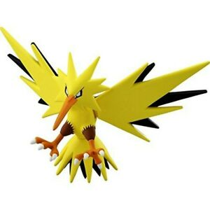 Takara Tomy Pokemon Monster Collection Moncolle EX EHP 04 Zapdos 4904810113829