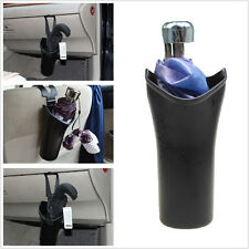 Multi-function Car SUV Seat Back Umbrella Box Container Canister Holder Barrel