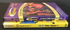 Spinervals Fitness & Competition Series Indoor Cycling Workout Dvd Series Lot 2
