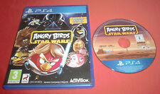 Playstation PS4 : Angry Birds Star Wars [Pal-Fr]  *JRF*