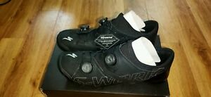 Specialized S-Works Ares Road Shoes - Black - Size 45 EU, 10.5 UK