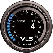 Revel (1TR1AA001R) VLS 52mm 30inHg-45PSI Digital OLED Boost Gauge