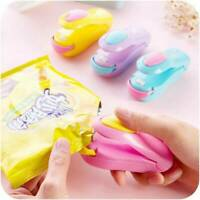 Machine Heat Sealing Mini Plastic Food Tool Sealer Portable Impulse Packing Bag