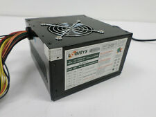 LOGISYS 480 Watt Black 20+4 Pin Switching Power Supply Triple SATA -TESTED