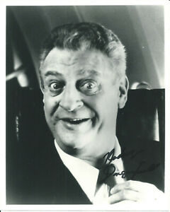 RODNEY DANGERFIELD NO RESPECT ORIGINAL & VINTAGE HAND SIGNED AUTOGRAPHED PHOTO