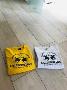 2x La Martina pullis Slim fit grösse XL