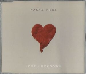 KANYE WEST / LOVE LOCKDOWN * NEW SINGLE-CD 2008 * NEU *