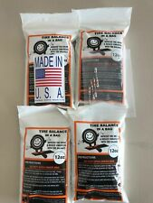 (4-12oz bags) 12oz tire balance beads Made In Usa Free Shipping