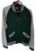 "POLO by RALPH LAUREN Harrington ""baseball"" jacket. Size large/XL. RRP £160"