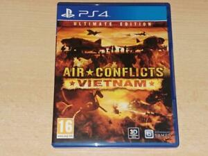 Air Conflicts Vietnam Ultimate Edition PS4 Playstation 4 **FREE UK POSTAGE**