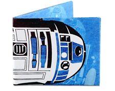 DYNOMIGHTY MIGHTY WALLET STAR WARS R2-D2 DISNEY BIFOLD THIN DURABLE TYVEK DY-830