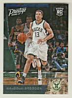 2016-17 Panini Prestige MALCOLM BROGDON RC Rookie Indiana Pacers