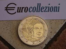 FRANCIA 2018 2 EURO FDC UNC SIMONE VEIL FRANCE FRANKREICH ФРАНЦИЯ