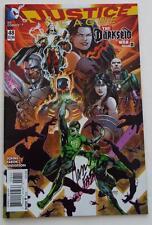 NEW  SIGNED  JASON FABOK  Justice League   DC Comics #48    WONDERCON 2016