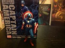 captain america figure 1/0 scale kotobukiya figure