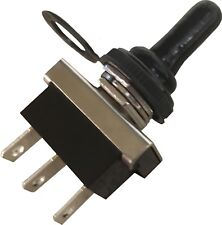 Waterproof Momentary ON/OFF/ON Spring Toggle Electrical Switch CAR / VAN