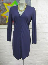 ESPRIT collection schickes Stretch Kleid Gr.M,Kardinal Lila,Langarm Figurbetont