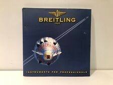 Professionals Chronolog 2000 - Spanish Used Catalogue Breitling Instruments for