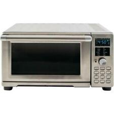 Bravo Xl 1800 W 4 Slice Stainless Steel Toaster Oven And Air Fryer Digital Time