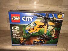 Lego City Set 60158 Jungle Cargo Helicopter