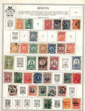 Bolivia Collection from Pretty Minkus Album