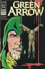 Green Arrow '90 33 VF S3
