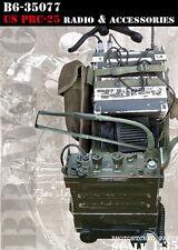 Bravo6 1/35 US PRC-25 Radio and Accessories