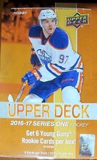 2016-17 Upper Deck Series One, Pick 10 Base Cards to Complete Your Set.