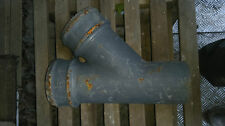 Cast Iron Gutter Y Branch Drain Pipe New Antique type