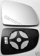 Right Wing  Mirror Glass Replacement CONVEX Heated Vauxhall MERIVA A 2003-2010