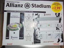 PRIMA USCITA N°1 COSTRUISCI IL TUO ALLIANZ STADIUM 3D FC JUVENTUS OFFICIAL
