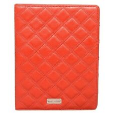 Authentic MARC JACOBS 'Baroque' iPad Folder Orange $ 595  Made in Italy Sold Out