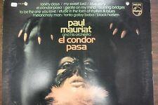 El Condor Pasa Paul Mauriat 33RPM 012016 TLJ