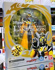 S.H.Figuarts Kamen Rider Wizard Land Dragon (Tamashii Web Exclusive) Bandai