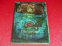 CONTES DES PHILIPPINES Beau Livre Illustré VIERA BOMBOVA Grund 1980 Jozef GENZOR